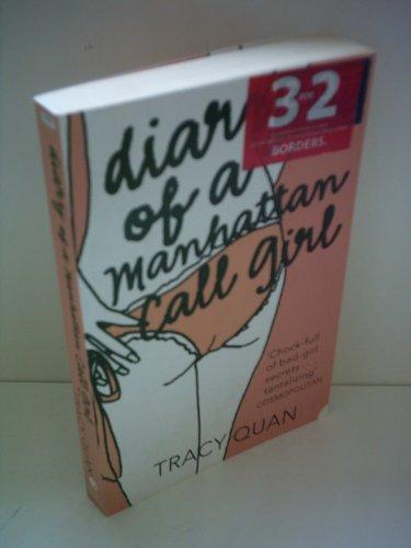 9780007774500: DIARY OF A MANHATTAN CALL GIRL.