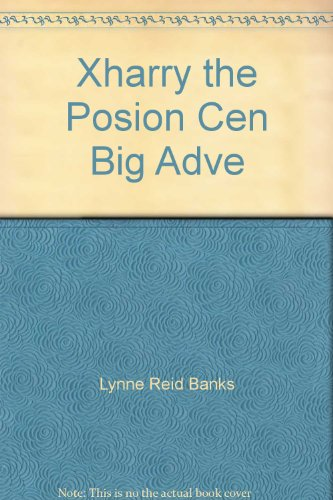 9780007774807: Xharry the Posion Cen Big Adve