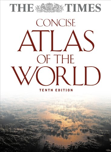 9780007775132: Times Atlas Of The World Concise 10th Edition