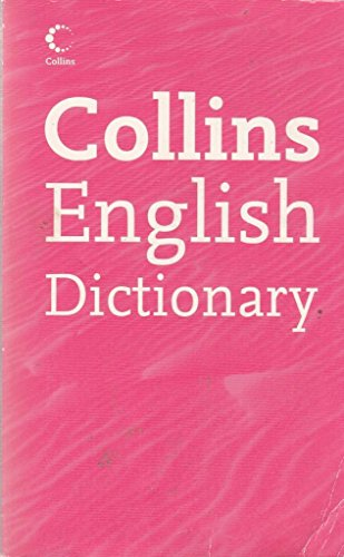 9780007775866: Collins English Dictionary - Pink