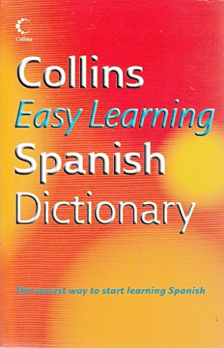 9780007777228: Collins Spanish Dictionary (Easy Learning)