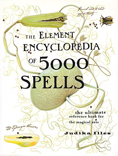 9780007777365: The Element Encyclopedia of 5000 Spells