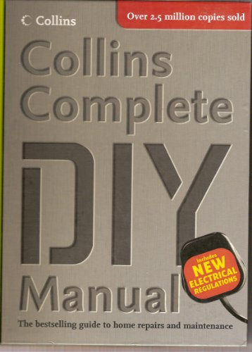 9780007777624: collins complete d i y manual