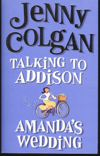 9780007777716: Talking to Addison.. Amanda
