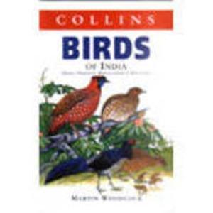 9780007778706: Birds of India, Nepal, Pakistan & Sri Lanka