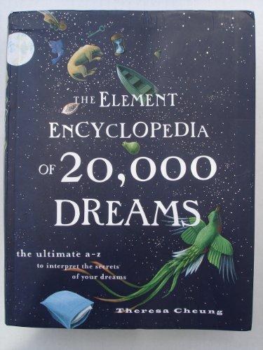 9780007781423: The element Encyclopedia of 20,000 Dreams