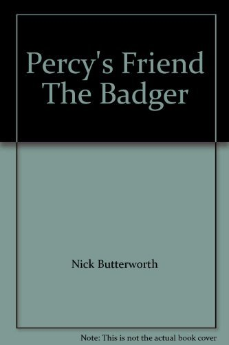 9780007782642: Percy's Friend The Badger