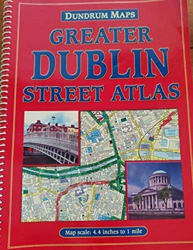 9780007783489: Dundrum Greater Dublin Street Atlas
