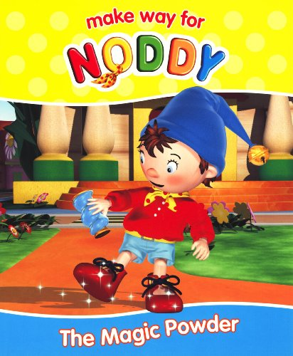 "9780007784622: The Magic Powder (""Make Way for Noddy"")"