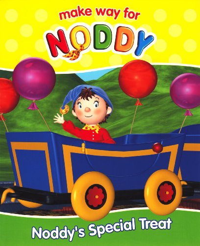 9780007784646: Noddy's special treat