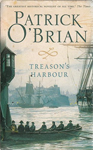 9780007787494: Treason'S Harbour