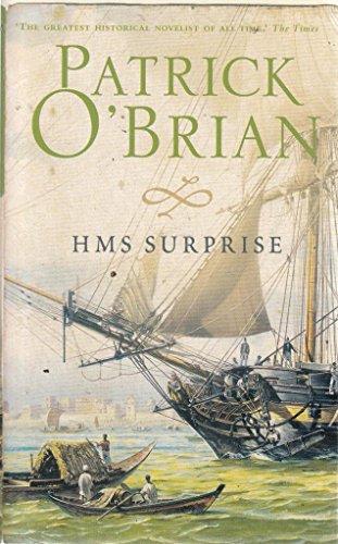 9780007787555: HMS SURPRISE