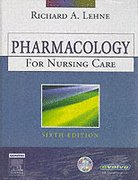 9780007788606: Pharmacology for Nursing Care-Text Only
