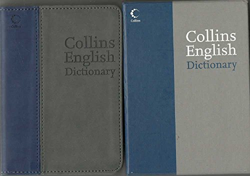 9780007789801: collins english dictionary