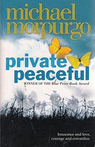9780007791125: Private Peaceful