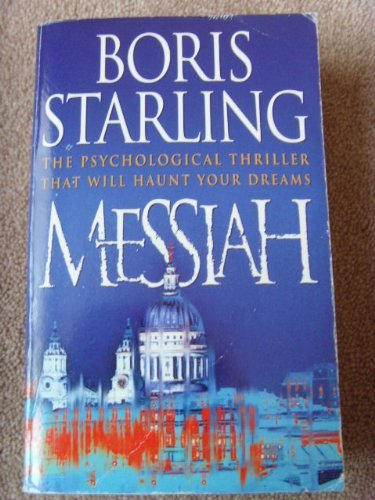 9780007791309: Messiah