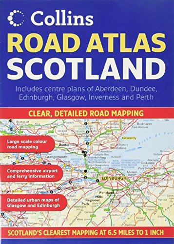 9780007791880: Collins Road Atlas Scotland