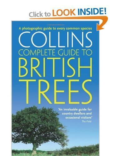 9780007792474: Collins Complete Guide to British Trees