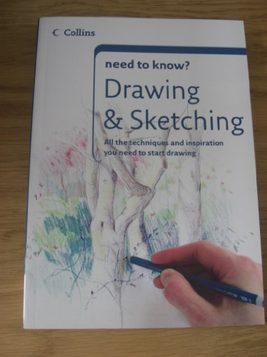 9780007793570: Need to Know? Drawing and Sketching
