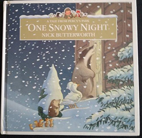 9780007795253: One Snowy Night