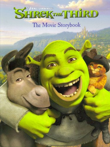 9780007795390: Shrek the Third. The Movie Storybook