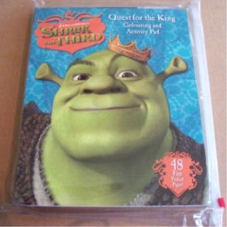 9780007795512: Shrek the Third Activity Pack (Shrek)