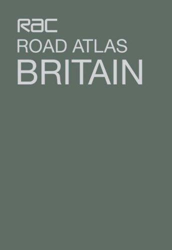 9780007796984: Rac Road Atlas Britain: Deluxe Edition.