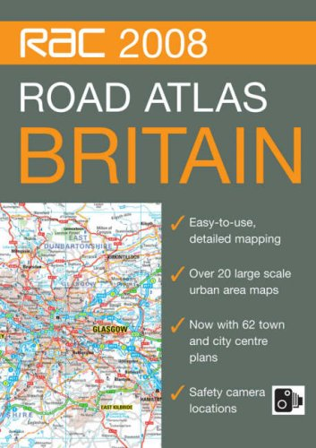9780007796991: RAC Road Atlas Britain (RAC Atlases)