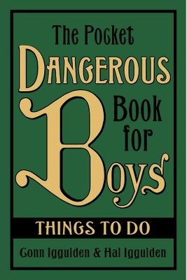 9780007798599: The Pocket Dangerous Book For Boys Things To Do
