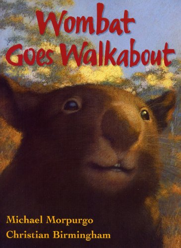 9780007800230: Wombat Goes Walkabout