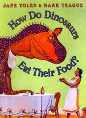 9780007800254: HOW DO DINOSAURS EAT THEIR FOOD