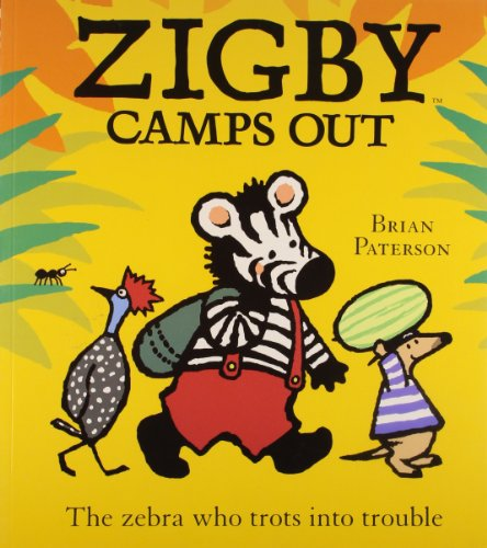 9780007802746: Zigby Camps Out