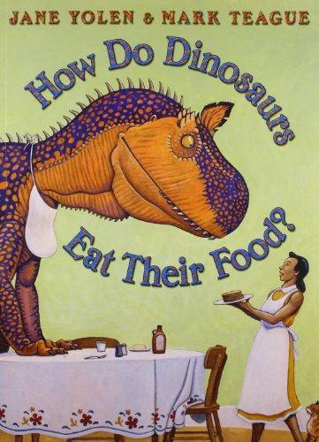 9780007802876: How Do Dinosaurs Eat Their Food?