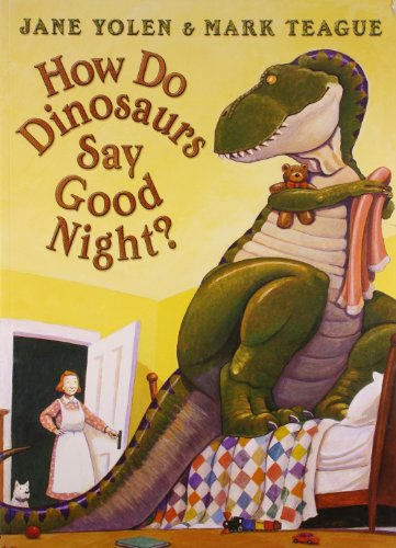 9780007802883: How Do Dinosaurs Say Good Night?