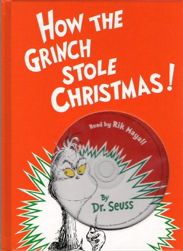 9780007803996: How The Grinch Stole Christmas! ... (Book with Audio CD)
