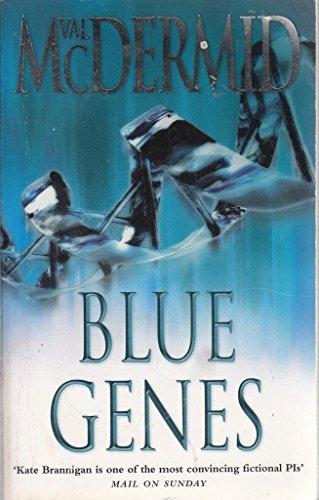 9780007809073: BLUE GENES.