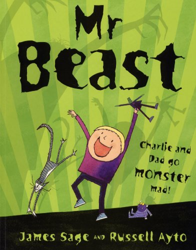 9780007809783: Mr Beast: Charlie and Dad Go Monster Mad
