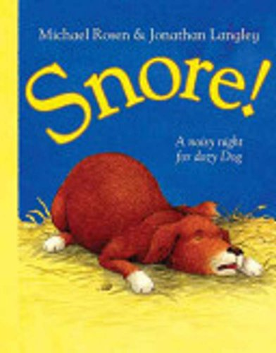 9780007809790: Snore!