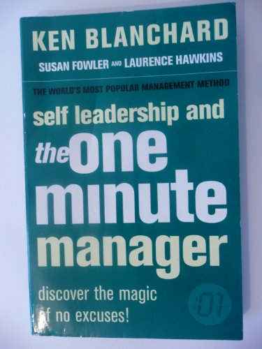 9780007811250: Self Leadership and the One Minute Manager