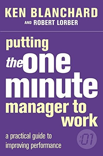 9780007811328: Putting the One Minute Manager to Work