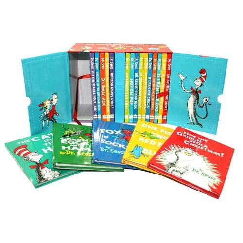 The Wonderful World of Dr Seuss (Hardcover): Dr. Seuss