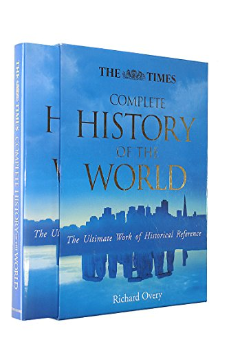 9780007823741: By Richard Overy The Times Complete History of the World 7th edition (Seventh Edition) [Hardcover]