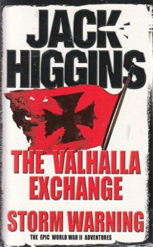 9780007823857: THE VALHALLA EXCHANGE, STORM WARNING.
