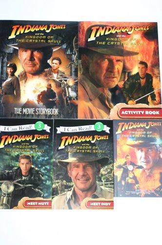 9780007825486: Indiana Jones Activity Pack - 5 Books in a Ziplock Bag