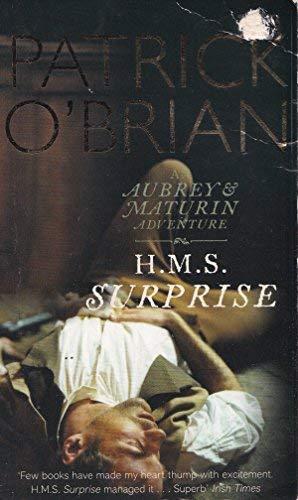 9780007825585: H.M.S. Surprise
