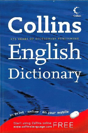Collins English Dictionary 175 Years Of Dictionary Publishing: Collins