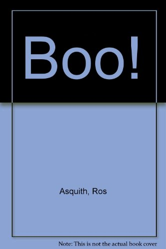 9780007826858: Boo!