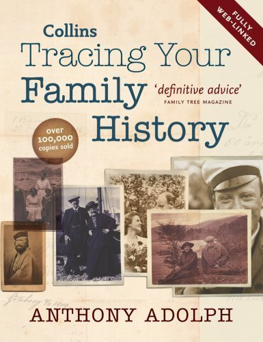 9780007829095: Tracing Your Family History