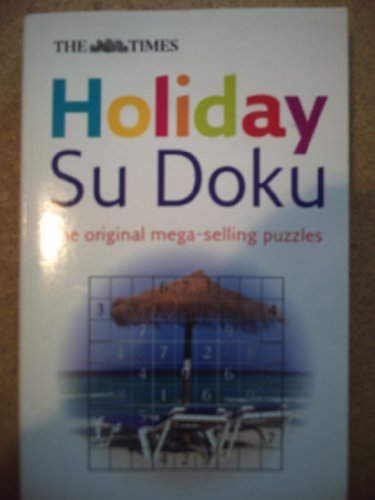 9780007829903: Xtimes Holiday Su Doku Whs