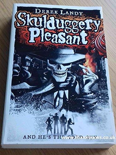 9780007831906: Skulduggery Pleasant